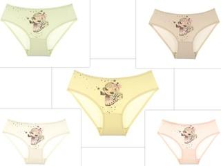 Dívčí kalhotky Donella 4171PE 5-PACK