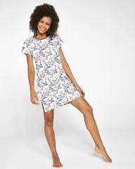 Dámská noční košile Cornette Sarah 167/211