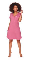 Dámská mateřská košile Drnap 4115-růžová