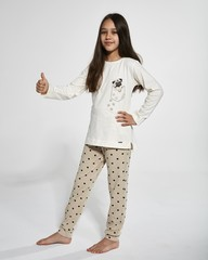 Dívčí pyžamo Cornette PUG 383/134