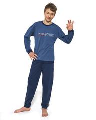 Chlapecké pyžamo Cornette F&Y Street Boy 989/37