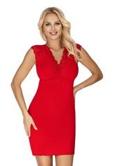 Dámská noční košilka Donna BRENDA červená