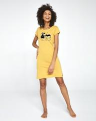 Dámská noční košile Cornette Cats 2 612/206