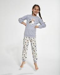 Dívčí pyžamo Young Kitty 378/135