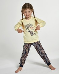 Dívčí pyžamo Young Elephant 592/133