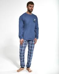 Pánské pyžamo CORNETTE dlouhé 115/155