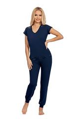 Dámské pyžamo Donna LENA dark blue