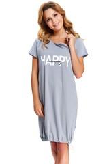 Dámská mateřská košile Drnap 9504-šedá