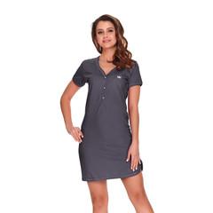 Dámská mateřská košile Drnap 9505 -šedá