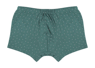 Pánské boxerky Donella 71747 zelené
