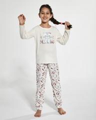 Dívčí pyžamo Young Raccoon 973/125