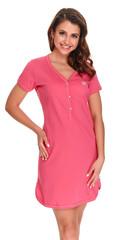 Dámská mateřská košile Drnap-9505-červená