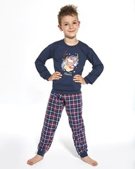 Chlapecké pyžamo CORNETTE Reindeer 966/113