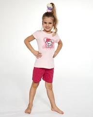 Dívčí pyžamo Cornette Little mouse 787/85