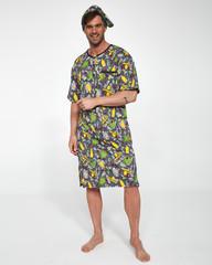 Pánská noční košile Cornette dl. 110/05 661701