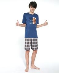 Chlapecké pyžamo Cornette Wild F&Y 551/35