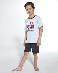 Chlapecké pyžamo Cornette Fire 473/88