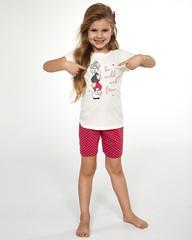 Dívčí pyžamo Cornette Be wild 787/82