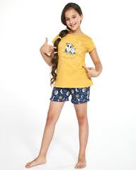 Dívčí pyžamo Cornette Owls 488/86