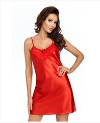 Dámská noční košilka Donna EVA červená