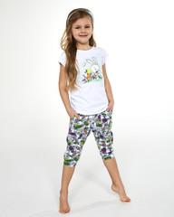 Dívčí pyžamo Cornette Bunny 487/84