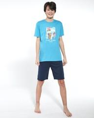 Chlapecké pyžamo Cornette Tropical F&Y 519/37
