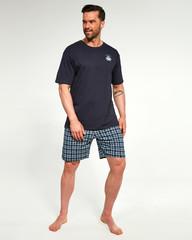 Pánské pyžamo Cornette krátké 326-120