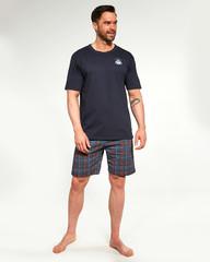 Pánské pyžamo Cornette krátké 326-121