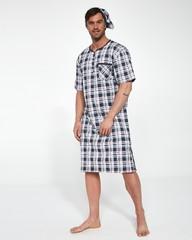 Pánská noční košile Cornette dl. 110/06 654502