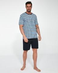 Pánské bavlněné pyžamo Cornette krátké 338/20