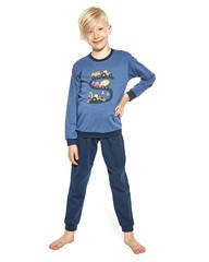 Cornette 478/115 Road - Chlapecké pyžamo, dlouhé