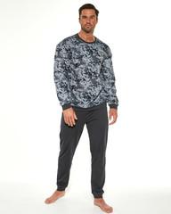 Cornette 457/177 AIR FORCE - Pánské pyžamo, dlouhé
