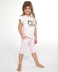 Dívčí pyžamo Cornette Time to Sleep 570/89