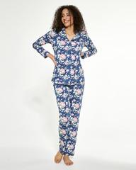 Cornette 482/283 Cindy - Dámské pyžamo na knoflíky