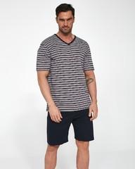 Pánské bavlněné pyžamo Cornette krátké 330/17