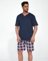 Pánské pyžamo Cornette krátké 329/113