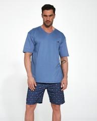 Pánské pyžamo Cornette krátké 326/112