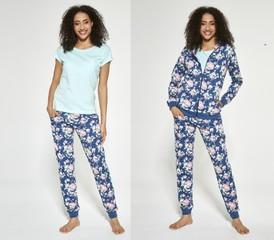 Cornette 355/291 Julie - Dámské pyžamo 3-PACK