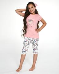 Dívčí pyžamo Cornette Perfect 490/88