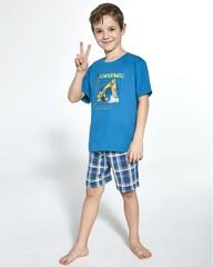Chlapecké pyžamo Cornette Machine 2 789/87