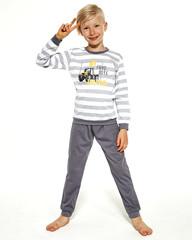 Cornette 478/114 Tractor - Chlapecké pyžamo, dlouhé