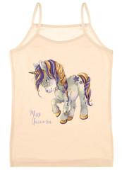 Dívčí košilka Donella 435015-merunková