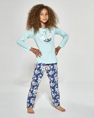 Cornette 031/140 - Dívčí pyžamo Umbrella