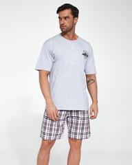 Pánské pyžamo Cornette krátké 326/103