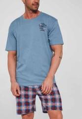 Pánské pyžamo Cornette krátké 326/106