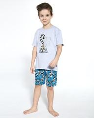 Chlapecké pyžamo Cornette Lemuring 789/95