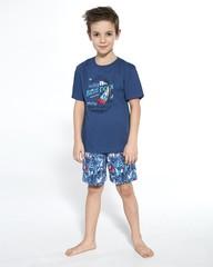 Chlapecké pyžamo Cornette Blue dock 789/96
