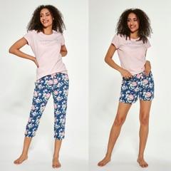 Cornette 466/281 Beautiful - Dámské pyžamo 3 PACK