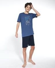 Chlapecké pyžamo Cornette F&Y Game on 519/36